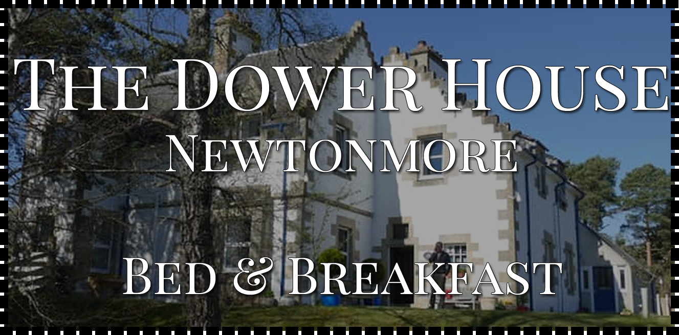 The Dower House Newtonmore B & B